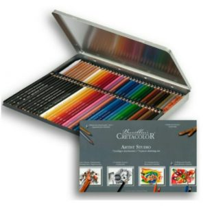 9. Cretacolor Artist Studio Professional Drawing Sets