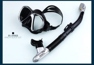 "Snorkels with ""Purge Valve"" for Beginners and People with Low Lung Capacity"