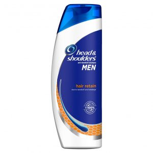 3. Head & Shoulders Hair Retain Men's Shampoo