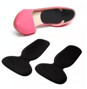 5. Unbranded Silicone Gel High Heel and Arch Liner Insole