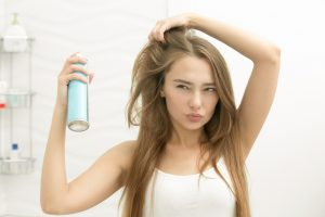 Mist Type Can Fix Bed Hair