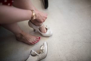 Check the Size of your Foot and High Heels/Pumps