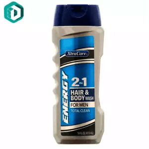 2. Xtra Care 2-in-1 Energy Hair & Body Wash for MEN