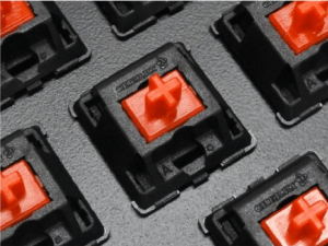 Red Switches - Less Rebound Means Longer Gaming Sessions