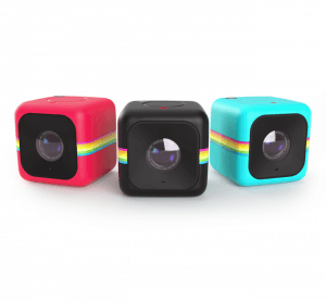 9. Polaroid Cube+ Lifestyle Action Camera with Wi-Fi