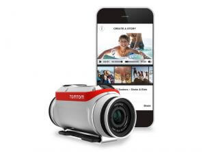 5. Tomtom Bandit 4k Action Video Camera
