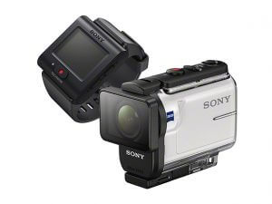3. Sony HDR-AS300R Action Camera