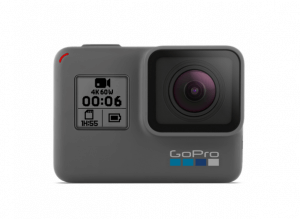 1. GoPro HERO6 Black