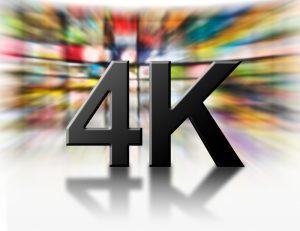 4K Resolution or Full HD