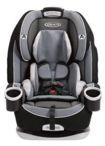 4. Graco Car Seat 4ever Rockwave
