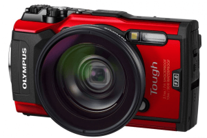 2. Olympus Tough TG-5