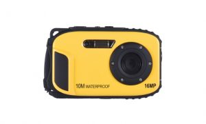 "10. OEM Waterproof Digital Video Camera (2.7"" LCD 16MP)"