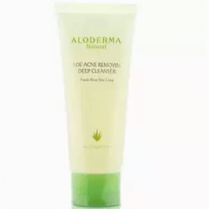 9. Aloe Derma Acne Removing Deep Cleanser
