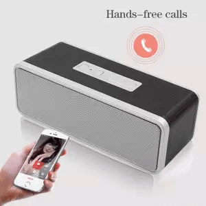 8. BY1040 Wireless Bluetooth Active Speaker