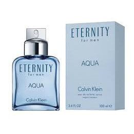1. Calvin Klein Eternity Aqua For Men