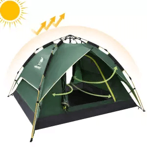 1. Camel Outdoor Automatic Tent