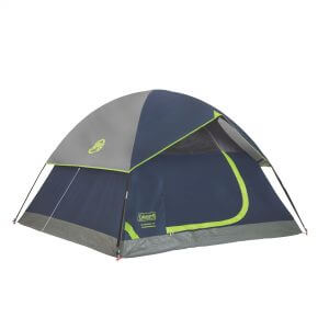 4. Coleman Sundome for 4 Persons