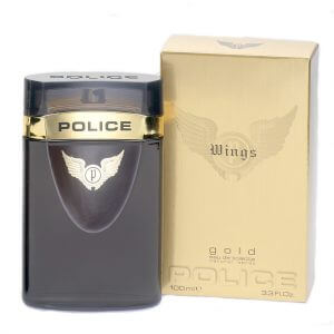2. Police Gold Wings