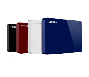 8. Toshiba Canvio Advance