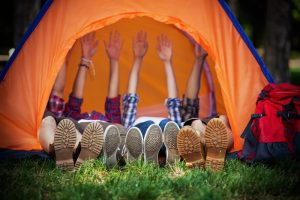 Choose a 1-size Bigger Tent for Comfortability