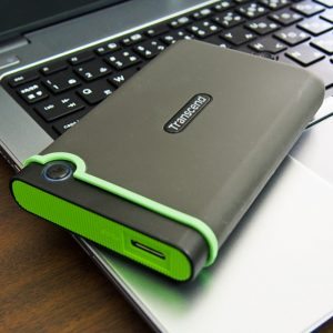 Consider a Large Capacity External HDD