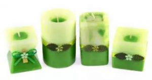 7. Marzen Mini Scented Candles