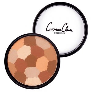 7. CarmenClaire Solar Powder: Bronzer and Eyeshadow