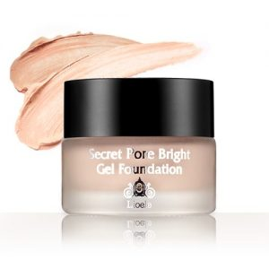 1. Lioele Secret Pore Bright Gel Foundation