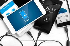 Consider the Phone's Battery Capacity and Charging Methods