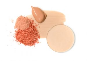 Combination Skin - Use Powder Foundation