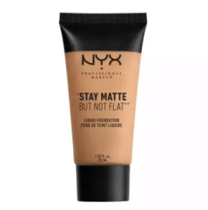 NYX Professional Makeup SMF08 Stay Matte But Not Flat Liquid Foundation