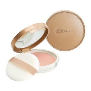 7. CEZANNE UV Silk Face Powder