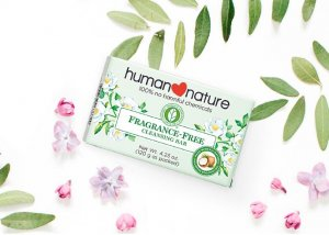 6. Human Nature Gentle Cleansing Bar Soap
