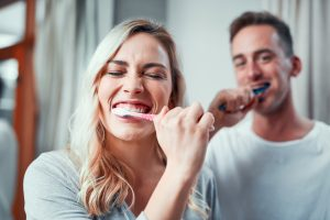 Brush Correctly to Avoid Injuring Your Gums