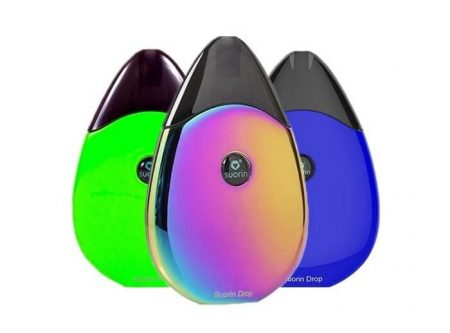 POD Type: Leak-Proof Ultra Portable System with a Stronger Nicotine Hit