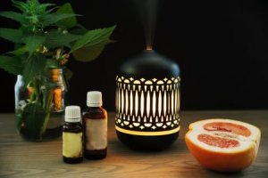 Check for Additional Features - Aroma Diffuser or Timer