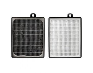 HEPA Filters for Effective Air Cleaning--Even Removes PM2.5