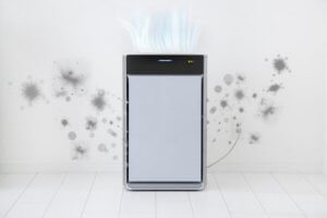 The Higher an Air Purifier's Air Flow Rate is, the Faster the Air is Circulated Through the Machine