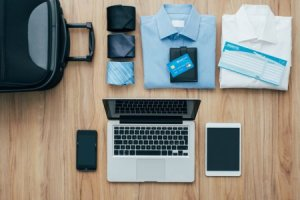 Do You Travel with Your Laptop or Tablet? Get a Carry-On Bag with a Gadget Compartment