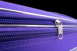 When Choosing a Luggage with a Zip Closure, Make Sure It's Expandable
