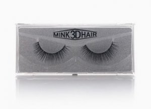 Mink or Sable Lashes - Lightweight Lashes for Long Hours of Wear
