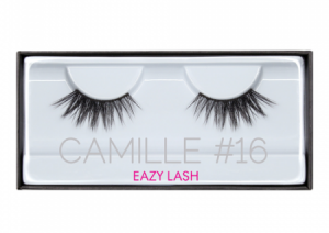Lengthen and Lift Close-Set Eyes Outward with Half-Strip Lashes