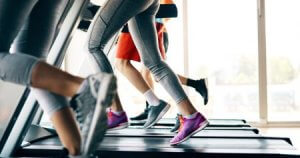 For Intense Workouts, Look for Leggings with a Sweat-Wicking Fabric